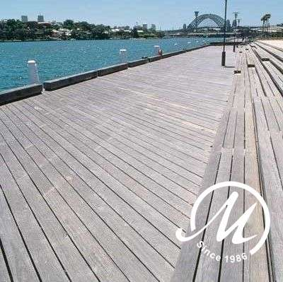 BDBBT Decking Blackbutt
