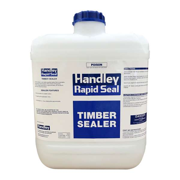 handley rapid seal timber sealer