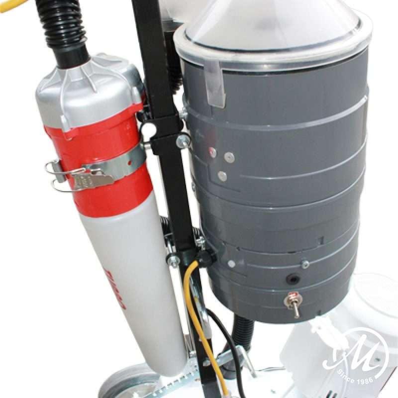 Polivac SV25 SV30 Supervac vacuum