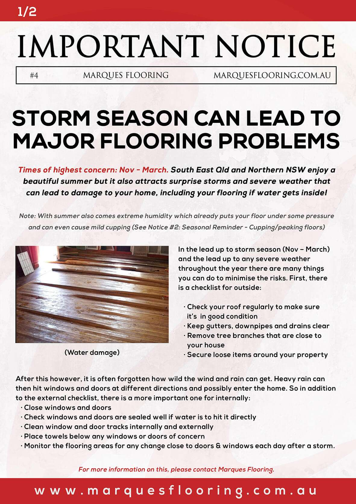 storm season - techincal bulletin december 04Artboard 1
