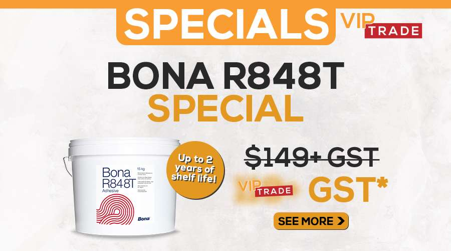 bona r8r8t VIP special website featured image