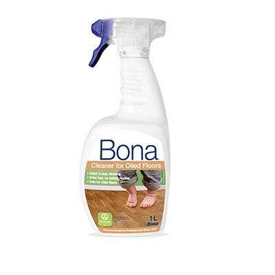 Bona Cleaner for Oiled Floors