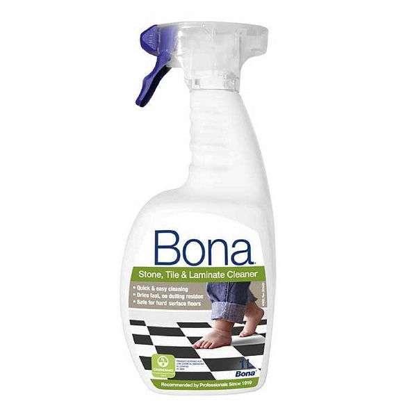 Bona Stone, Tile & Laminate Cleaner Spray White 1 Litre