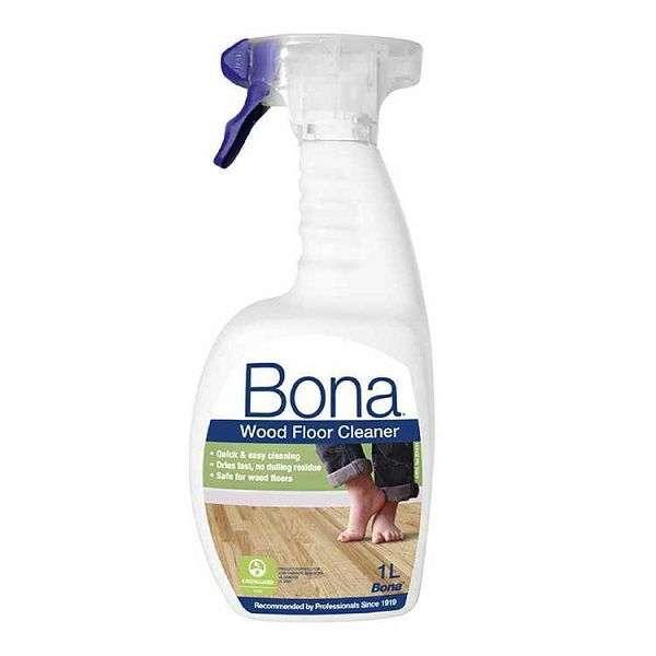 Bona Wood Cleaner Trigger Spray White 1 Litre