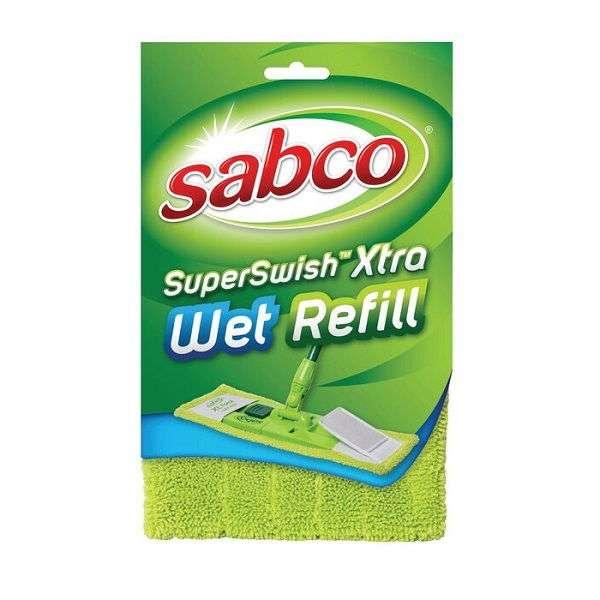 Sabco Superswish Xtra Mop Wet Refill