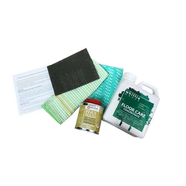 whittle waxes cleaning & maintenance kit - higher sheen levels - website