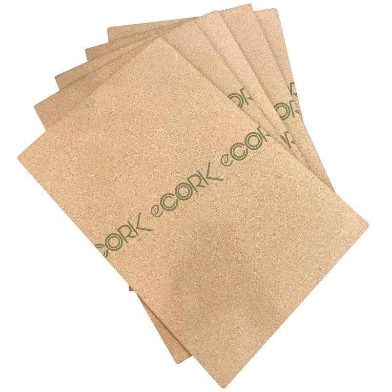 Expansion Cork Sheets